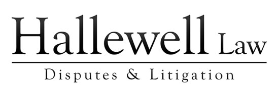 Hallewell Law - Logo